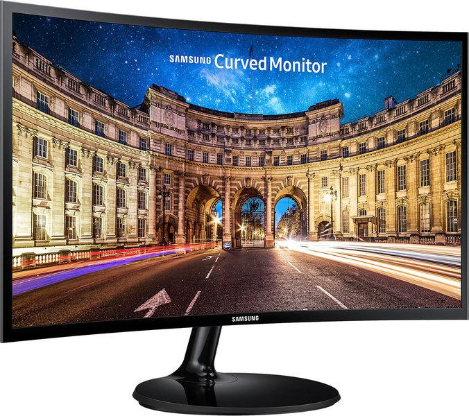 Samsung C27F390FHMX monitor