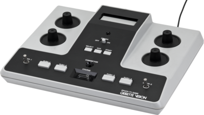 Epoch Cassette Vision Game Console