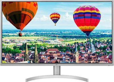 LG 32BK50Q-W Monitor