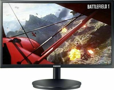 Samsung C24FG70FQLXZS Monitor