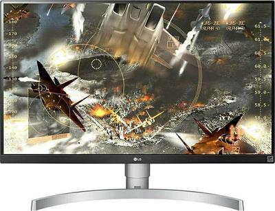 LG 27UL650-W Monitor