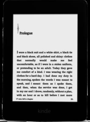 Amazon Kindle Paperwhite (2013)