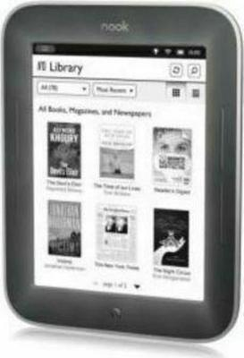 Barnes & Noble NOOK Simple Touch Reader with GlowLight