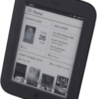 Barnes & Noble NOOK Simple Touch