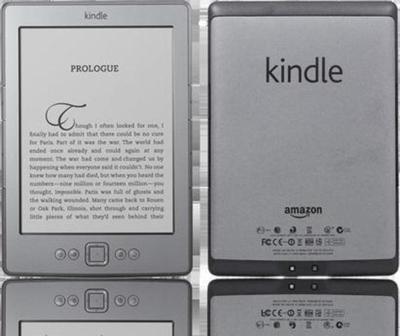 Amazon Kindle (3rd-gen)