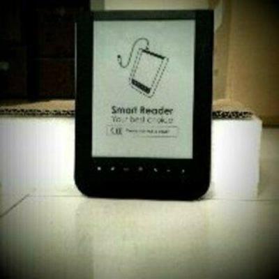 Others Stereo International Enterprise Co. LTD ES600 eBook Reader