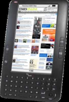 Augen E-Reader eBook Reader