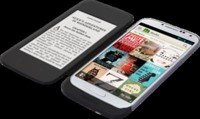 PocketBook CoverReader eBook Reader