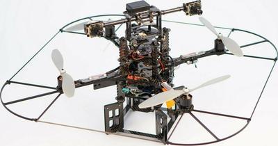 AscTec Pelican Drone