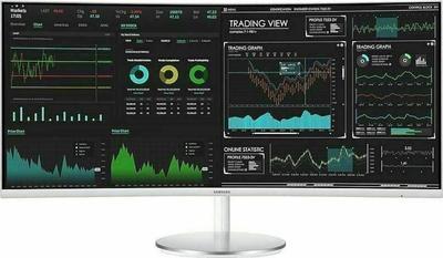 Samsung LC34J791WTMXUF Monitor