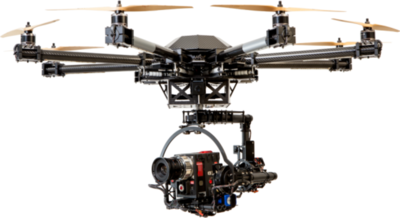 Airborne Robotics AIR8 Drone