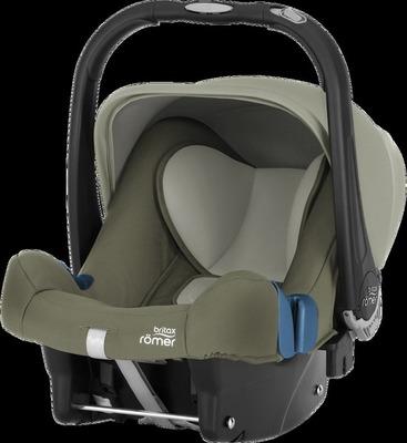 Britax Römer BabySafe SHR Child Car Seat