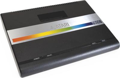Atari 7800 Game Console