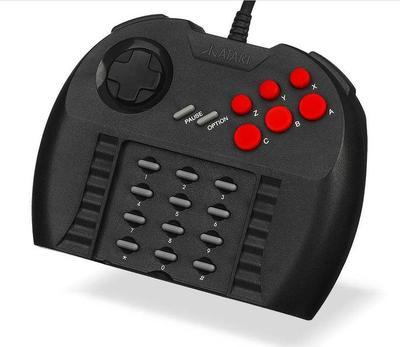 Atari Jaguar Game Console