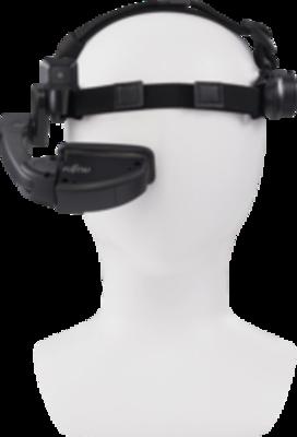 Fujitsu Industrial AR Helmet