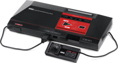 Sega Master System (SMS) Game Console