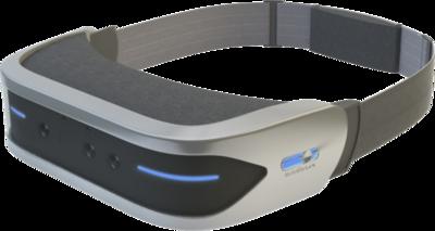 MindMaze VR Brille