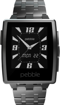 Pebble Steel