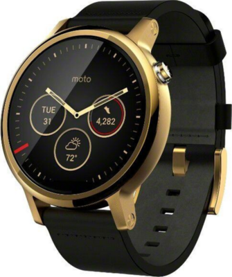 Motorola Moto 360 2nd Gen(2015) Smartwatch