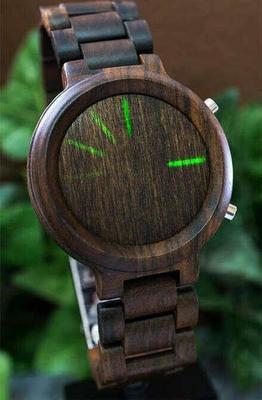 Kisai Blade Wood Link