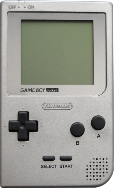Nintendo Game Boy Pocket Przenośna konsola do gier
