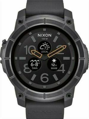 Nixon Mission Smartwatch