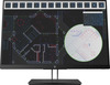 HP Z24i G2 Monitor front on
