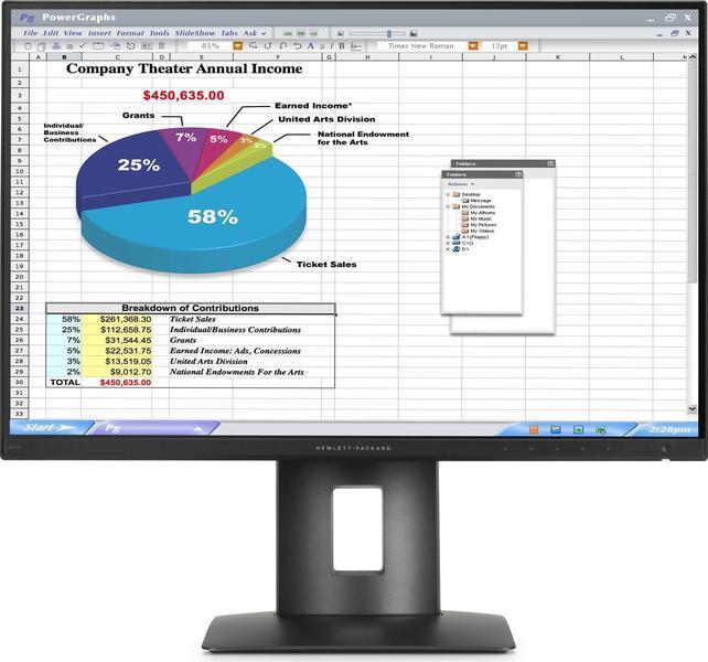 HP Z24n Monitor