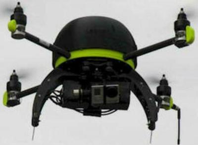 Homeland Surveillance RDASS Q1000 Drone