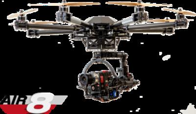 Airborne Robotics AIR8