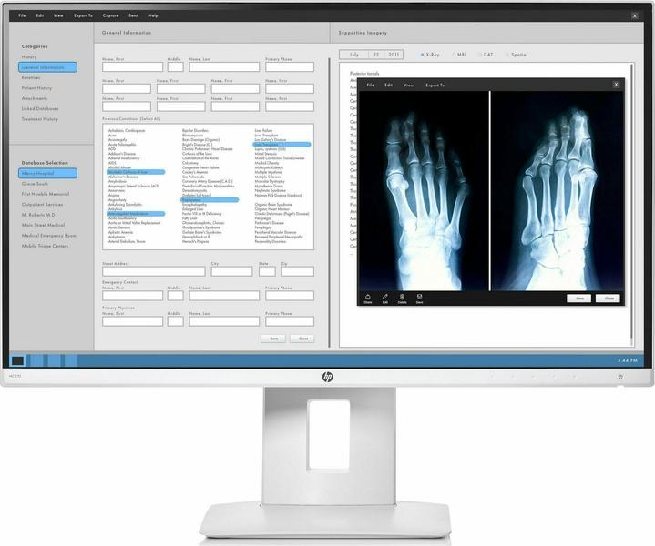 HP HC270 Monitor