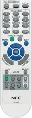 NEC M350X