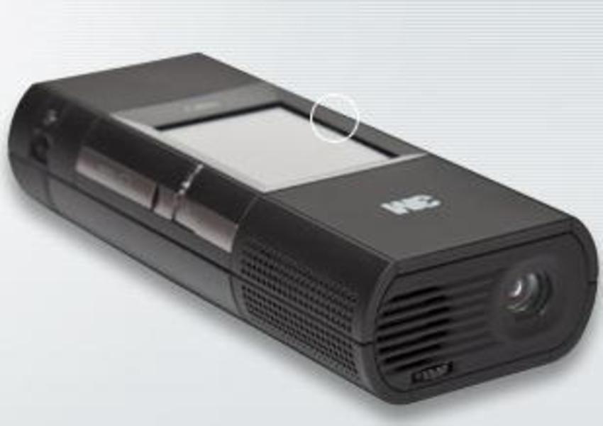 3M MPro180 Projector