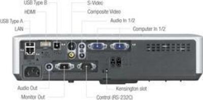 Hitachi CP-X2521WN Projector