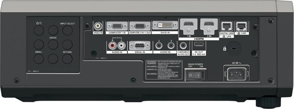 Panasonic PT-RZ570BE