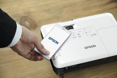 Epson PowerLite 1780W Beamer