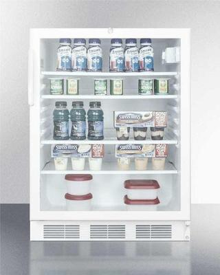 AccuCold SCR600LADA Getränkekühlschrank