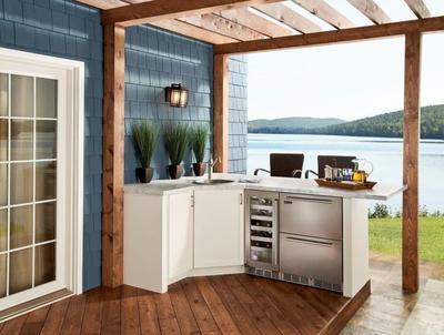Perlick HP24RO3DRAWERS Kühlschrank