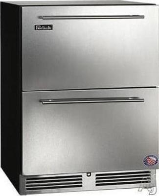 Perlick HA24RB3DRAWERS Kühlschrank