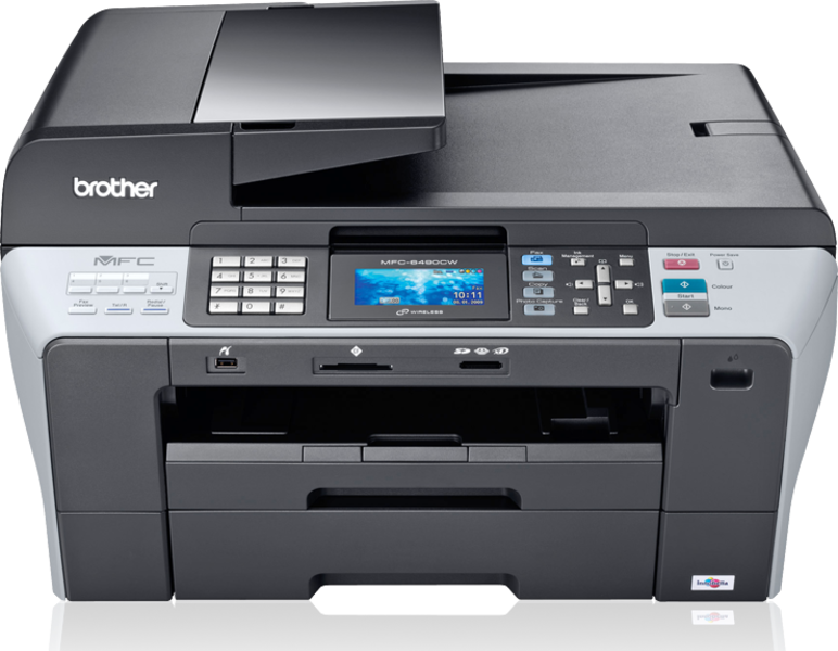 Brother MFC-6890CDW Multifunction Printer