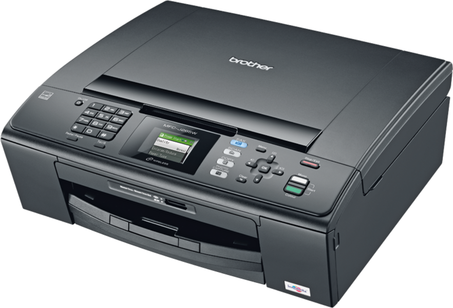 Brother MFC-J265w Multifunction Printer