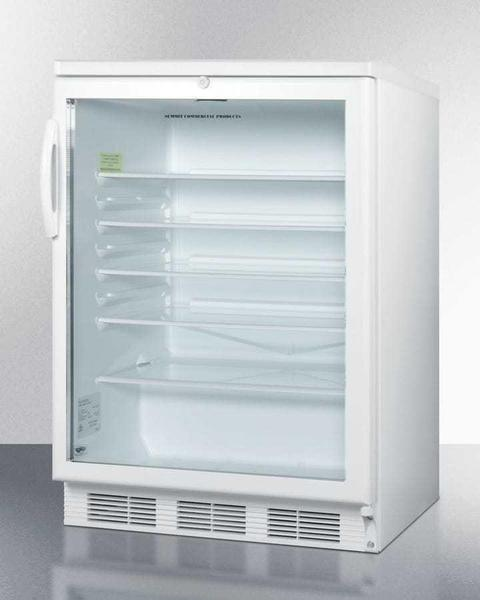 AccuCold SCR600LADA Beverage Cooler
