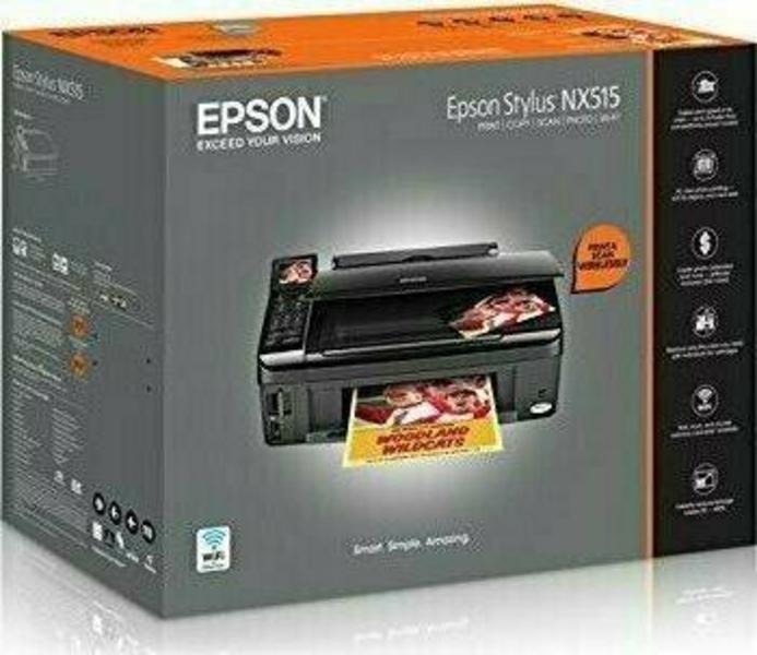 Epson Stylus NX515 Multifunction Printer