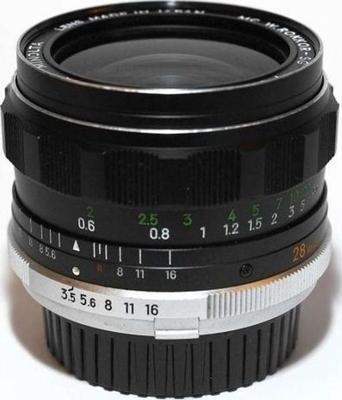 Minolta MC W.Rokkor-SG 28mm f3.5 II (1969)