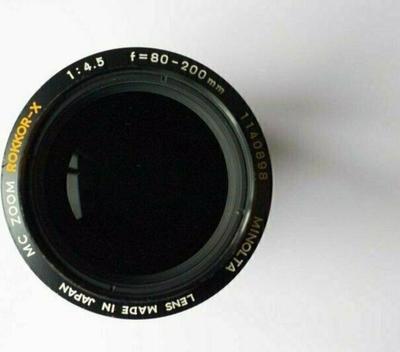 Minolta MC Zoom Rokkor(-X) 80-200mm f4.5 MC-X (1973)