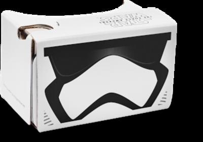 Google Star Wars Cardboard
