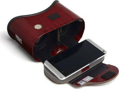 Powis VIEWR 2.0 Red Alligator VR Headset