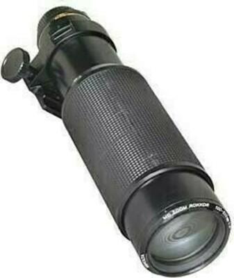 Minolta MC Zoom Rokkor(-X) 100-500mm f8 MC-X (1976)