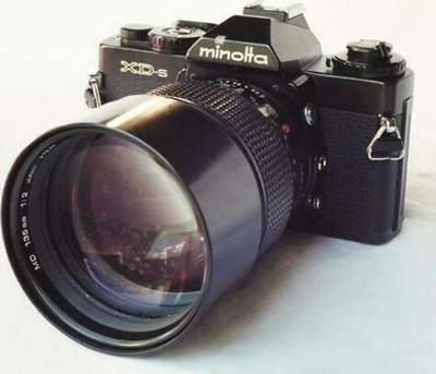 Minolta MD 135mm f2 III (1981)