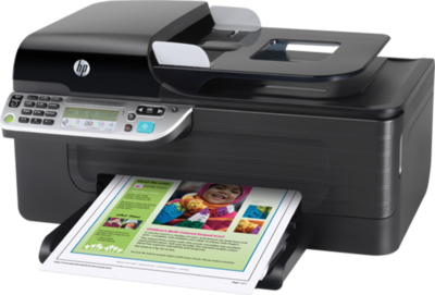 HP Officejet 4500 multifunction printer